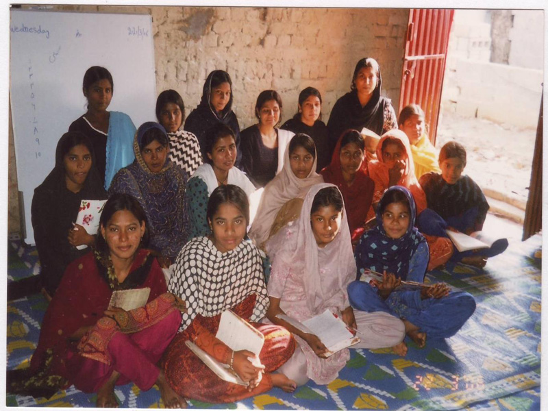 Female Functional Literacy Programme - Copy
